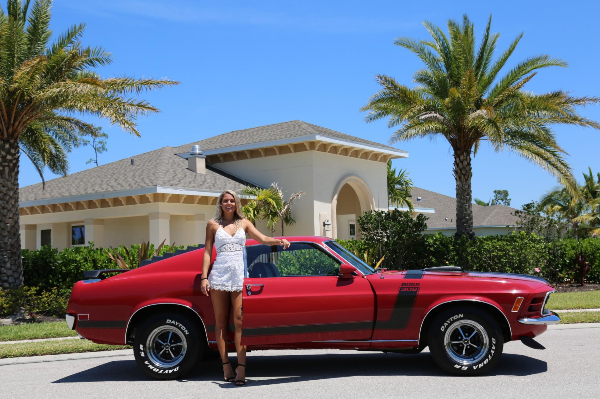 Used 1970 Ford Mustang 302 Boss for sale Sold at Muscle Cars for Sale Inc. in Fort Myers FL 33912 2