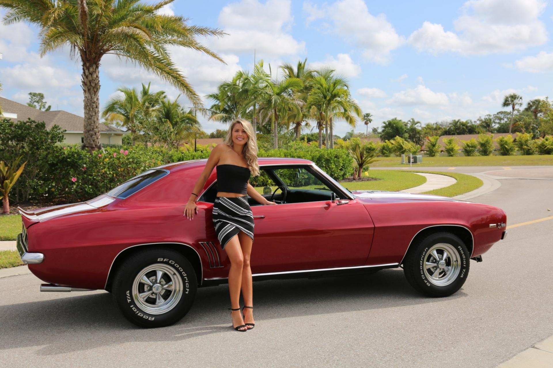 Used 1969 Chevrolet Camaro for sale Sold at Muscle Cars for Sale Inc. in Fort Myers FL 33912 2