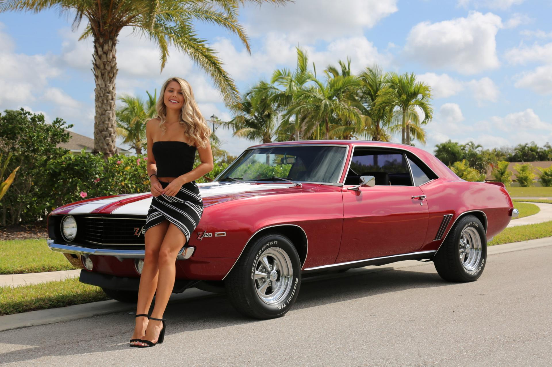 Used 1969 Chevrolet Camaro for sale Sold at Muscle Cars for Sale Inc. in Fort Myers FL 33912 1