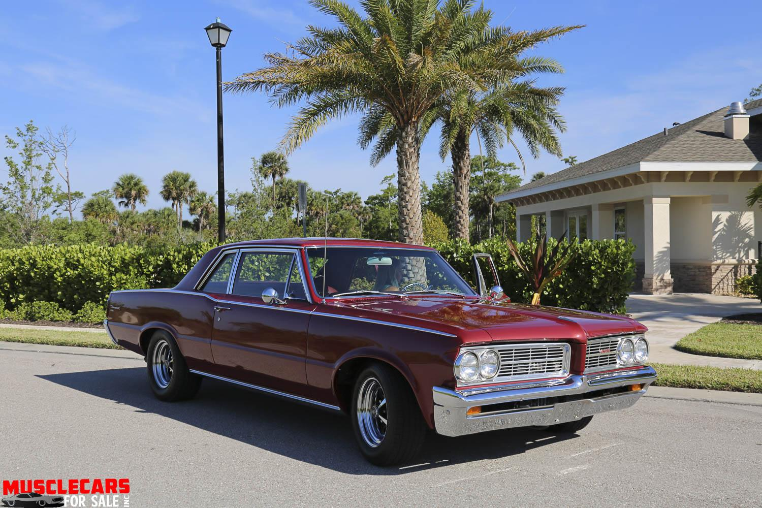 Used 1964 Pontiac Tempest for sale Sold at Muscle Cars for Sale Inc. in Fort Myers FL 33912 3