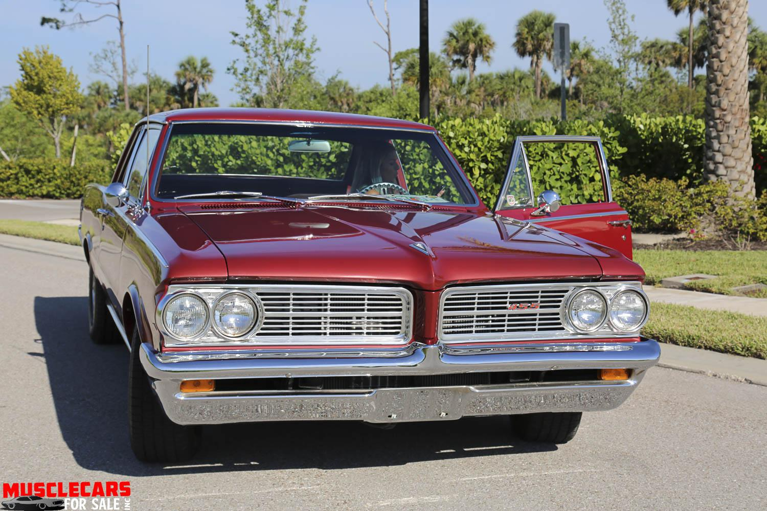Used 1964 Pontiac Tempest for sale Sold at Muscle Cars for Sale Inc. in Fort Myers FL 33912 4