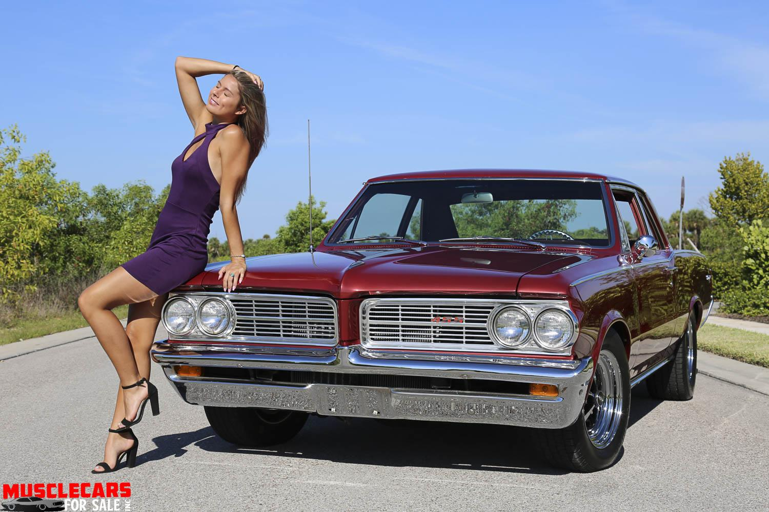 Used 1964 Pontiac Tempest for sale Sold at Muscle Cars for Sale Inc. in Fort Myers FL 33912 5