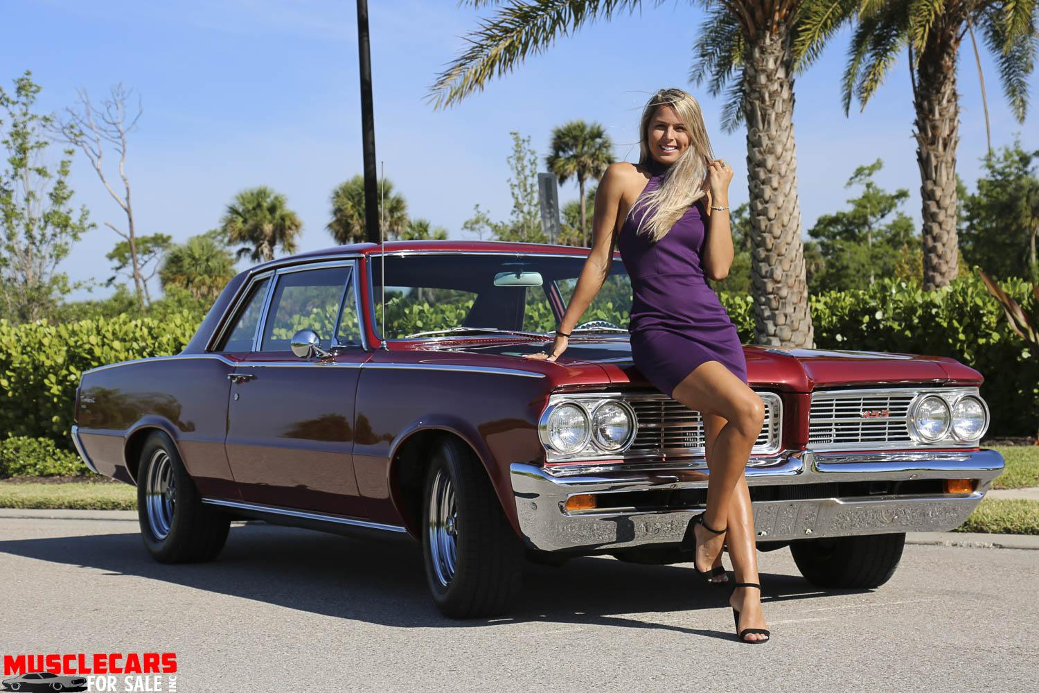 Used 1964 Pontiac Tempest for sale Sold at Muscle Cars for Sale Inc. in Fort Myers FL 33912 6