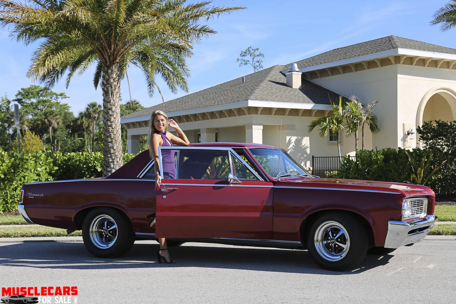 Used 1964 Pontiac Tempest for sale Sold at Muscle Cars for Sale Inc. in Fort Myers FL 33912 7