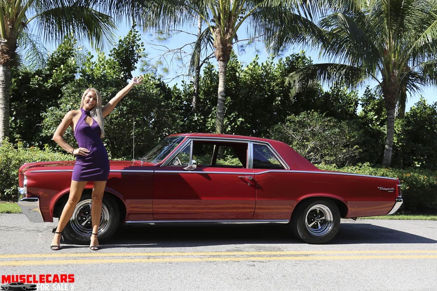Used 1964 Pontiac Tempest for sale Sold at Muscle Cars for Sale Inc. in Fort Myers FL 33912 1