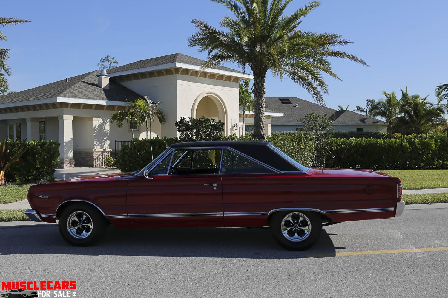 Used 1967 Plymouth Satellite for sale Sold at Muscle Cars for Sale Inc. in Fort Myers FL 33912 4