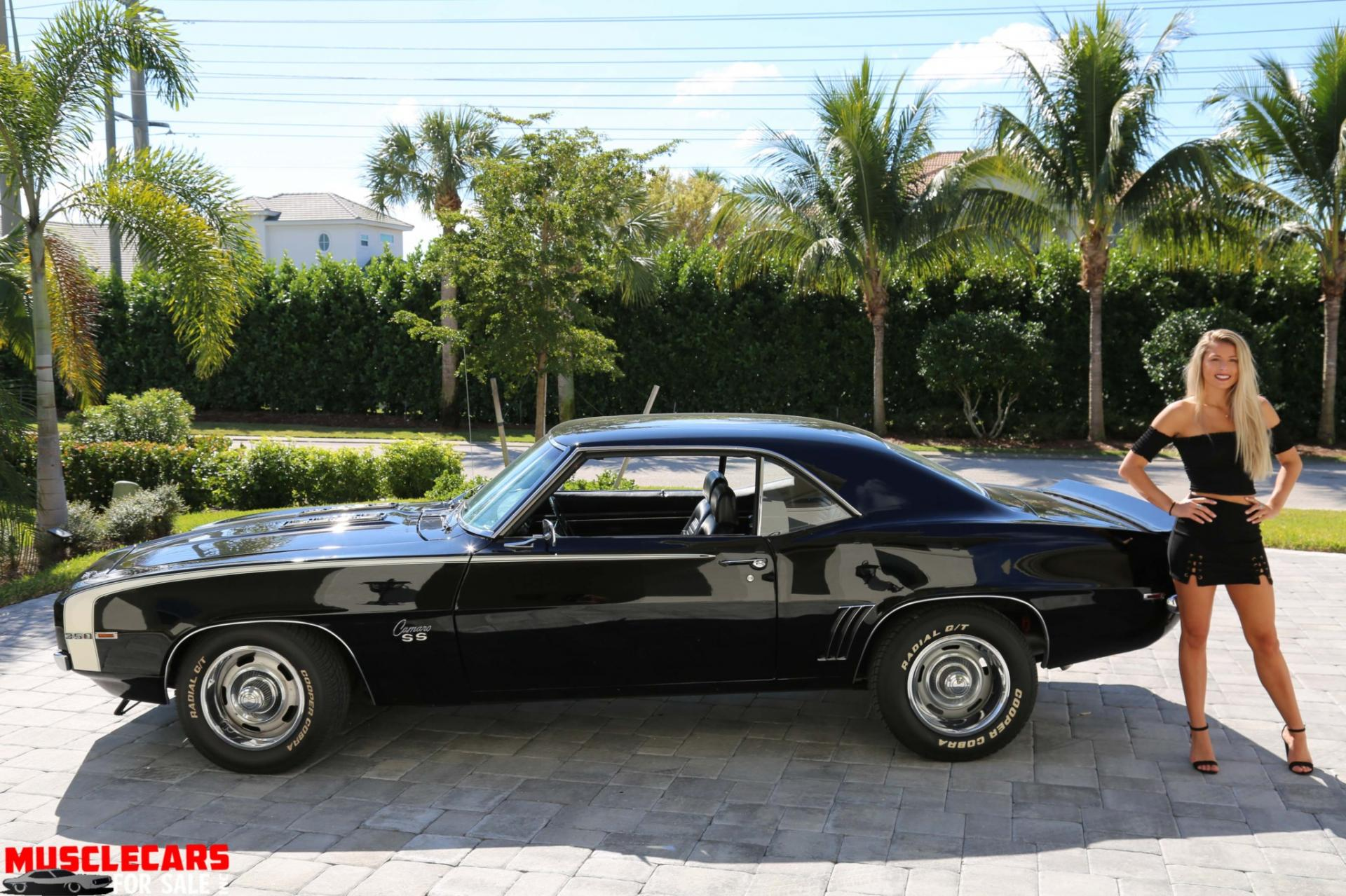 Used 1969 Chevrolet Camaro SS for sale Sold at Muscle Cars for Sale Inc. in Fort Myers FL 33912 8
