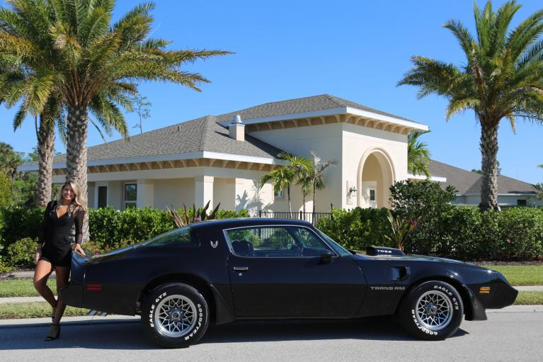 Used 1980 Pontiac  Trans Am for sale $25,000 at Muscle Cars for Sale Inc. in Fort Myers FL