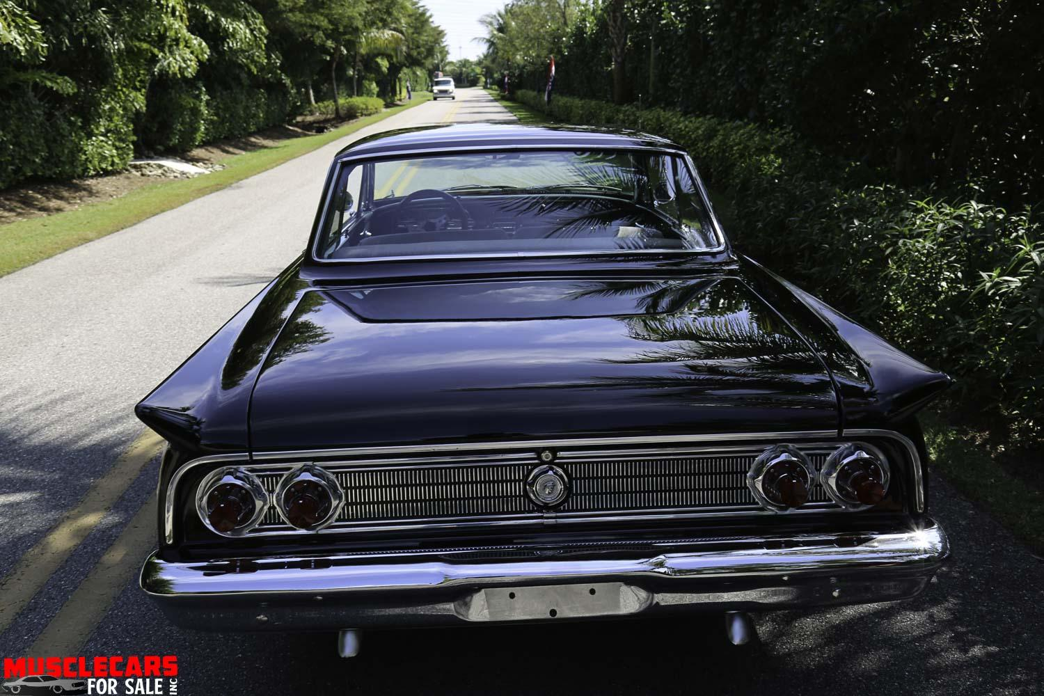 Used 1963 Mercury Comet for sale Sold at Muscle Cars for Sale Inc. in Fort Myers FL 33912 2