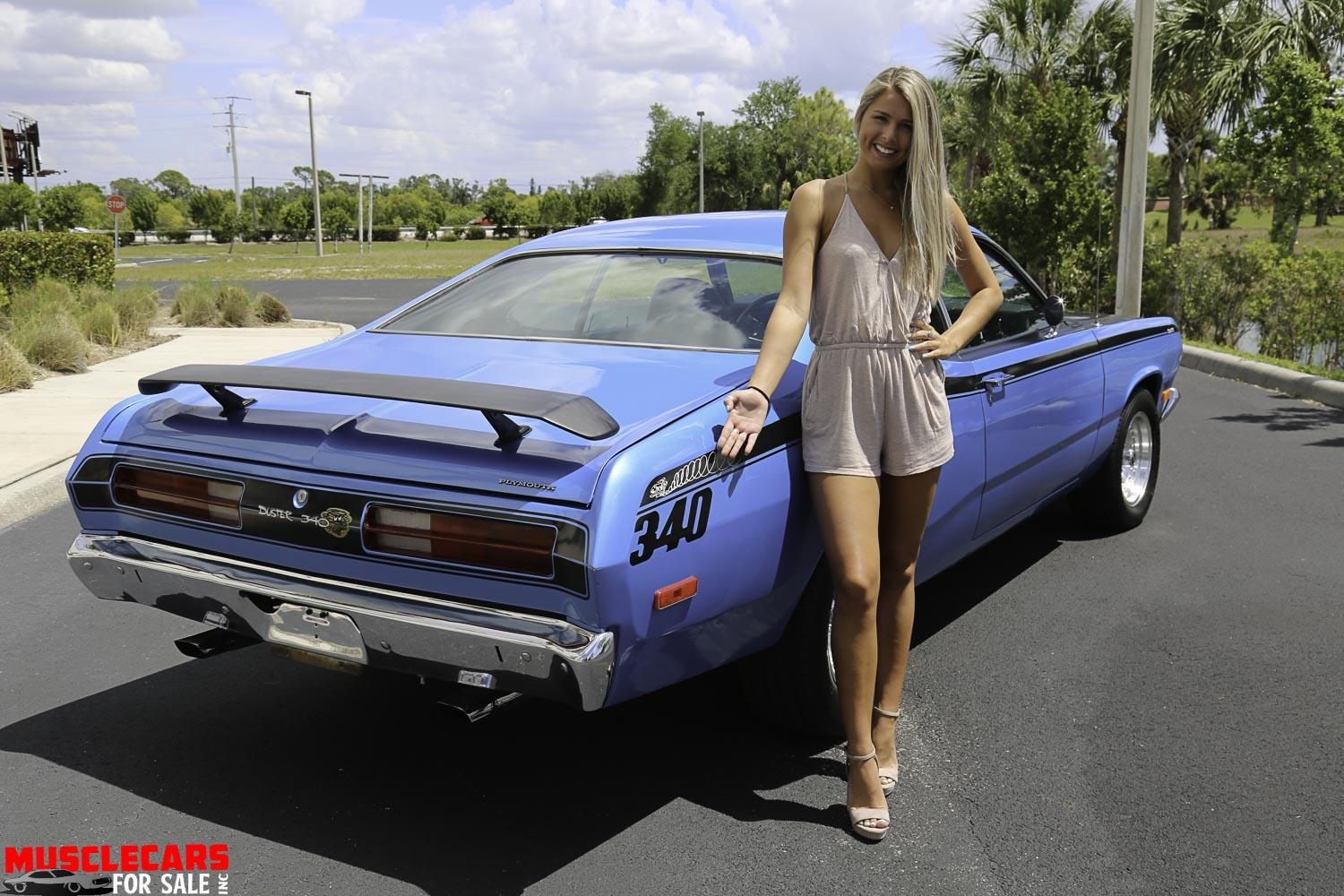 Used 1972 Plymouth  Duster for sale Sold at Muscle Cars for Sale Inc. in Fort Myers FL 33912 2