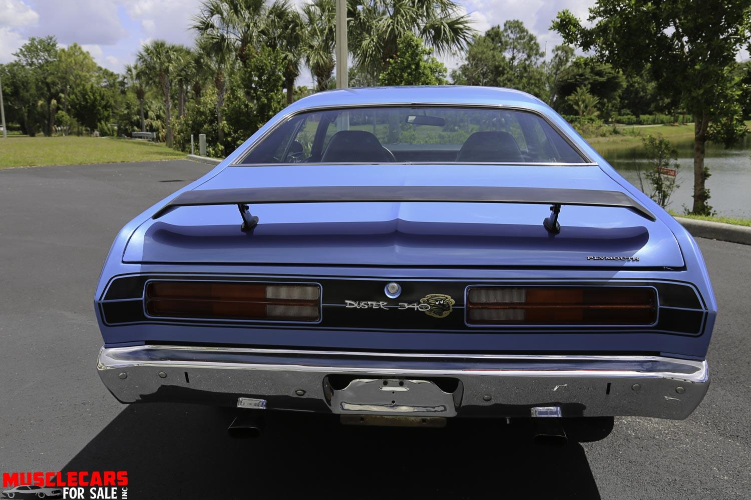 Used 1972 Plymouth  Duster for sale Sold at Muscle Cars for Sale Inc. in Fort Myers FL 33912 5