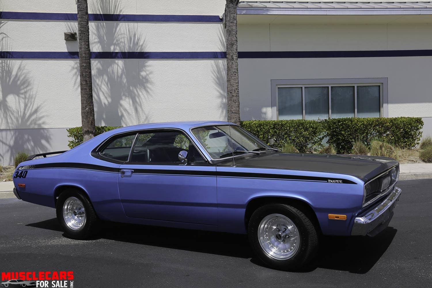Used 1972 Plymouth Duster for sale Sold at Muscle Cars for Sale Inc. in Fort Myers FL 33912 6