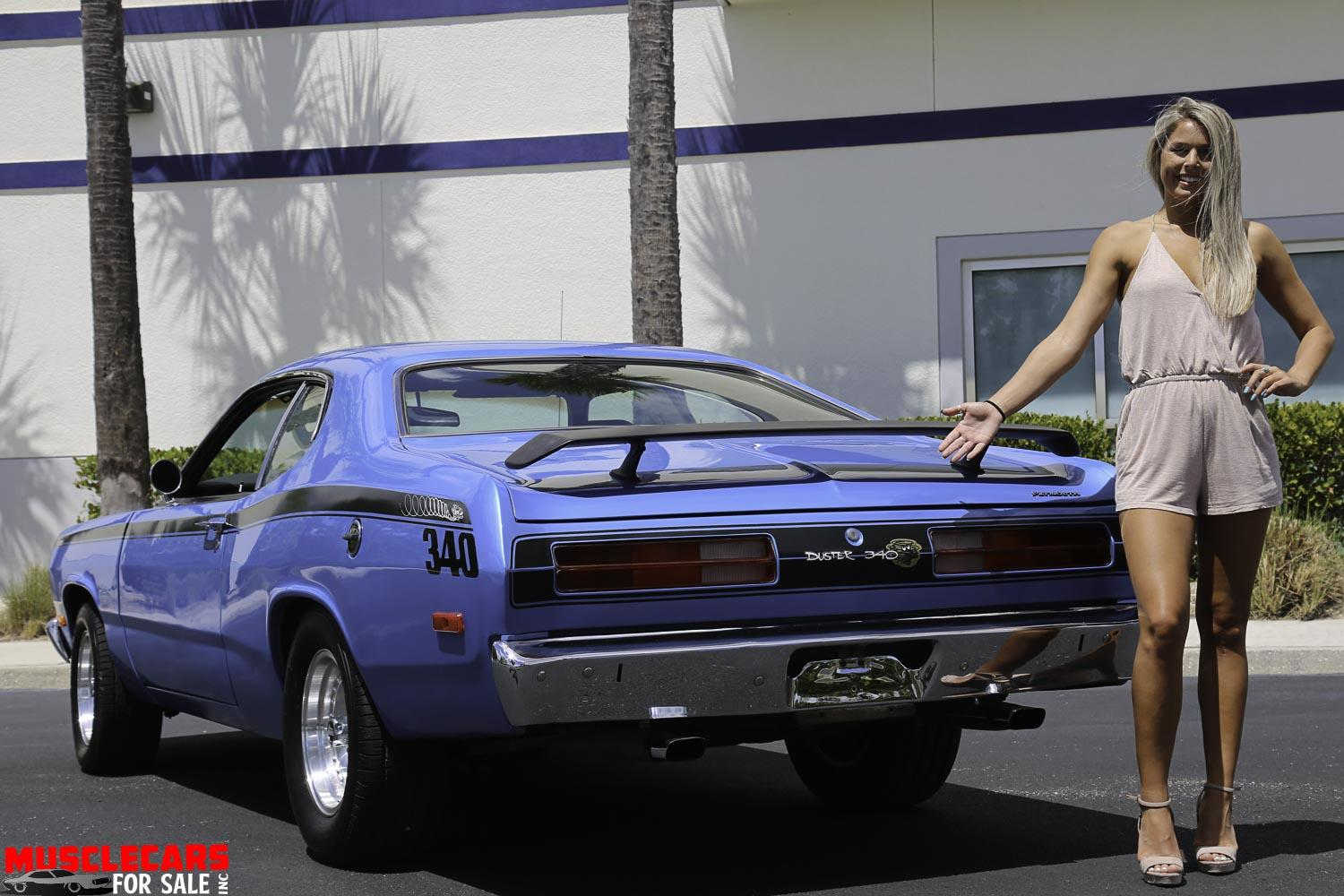 Used 1972 Plymouth Duster for sale Sold at Muscle Cars for Sale Inc. in Fort Myers FL 33912 8
