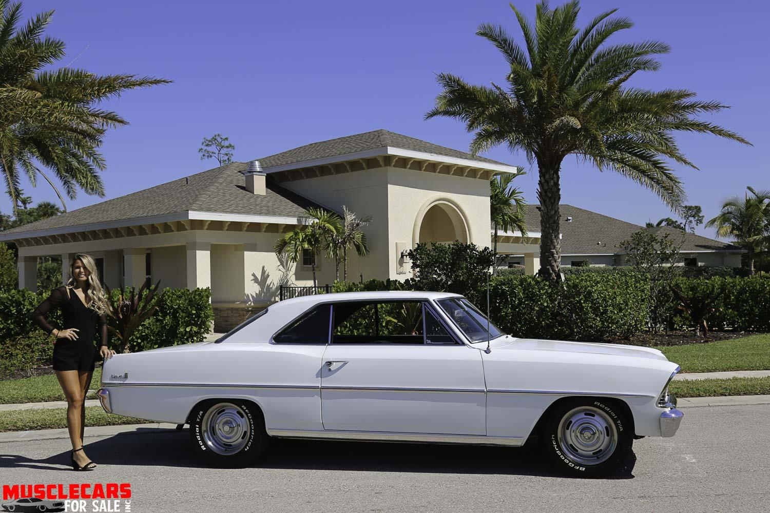 Used 1967 Chevrolet Nova for sale Sold at Muscle Cars for Sale Inc. in Fort Myers FL 33912 4