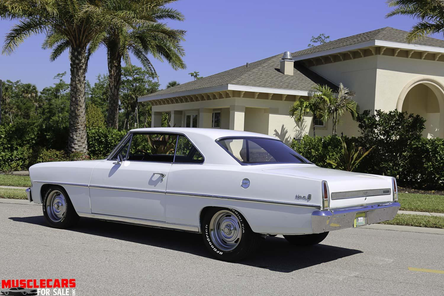 Used 1967 Chevrolet Nova for sale Sold at Muscle Cars for Sale Inc. in Fort Myers FL 33912 5