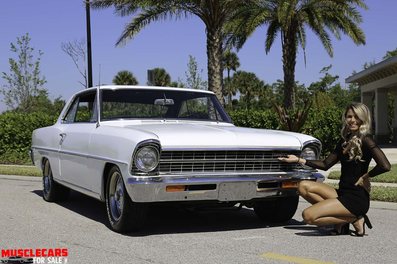 Used 1967 Chevrolet Nova for sale Sold at Muscle Cars for Sale Inc. in Fort Myers FL 33912 8