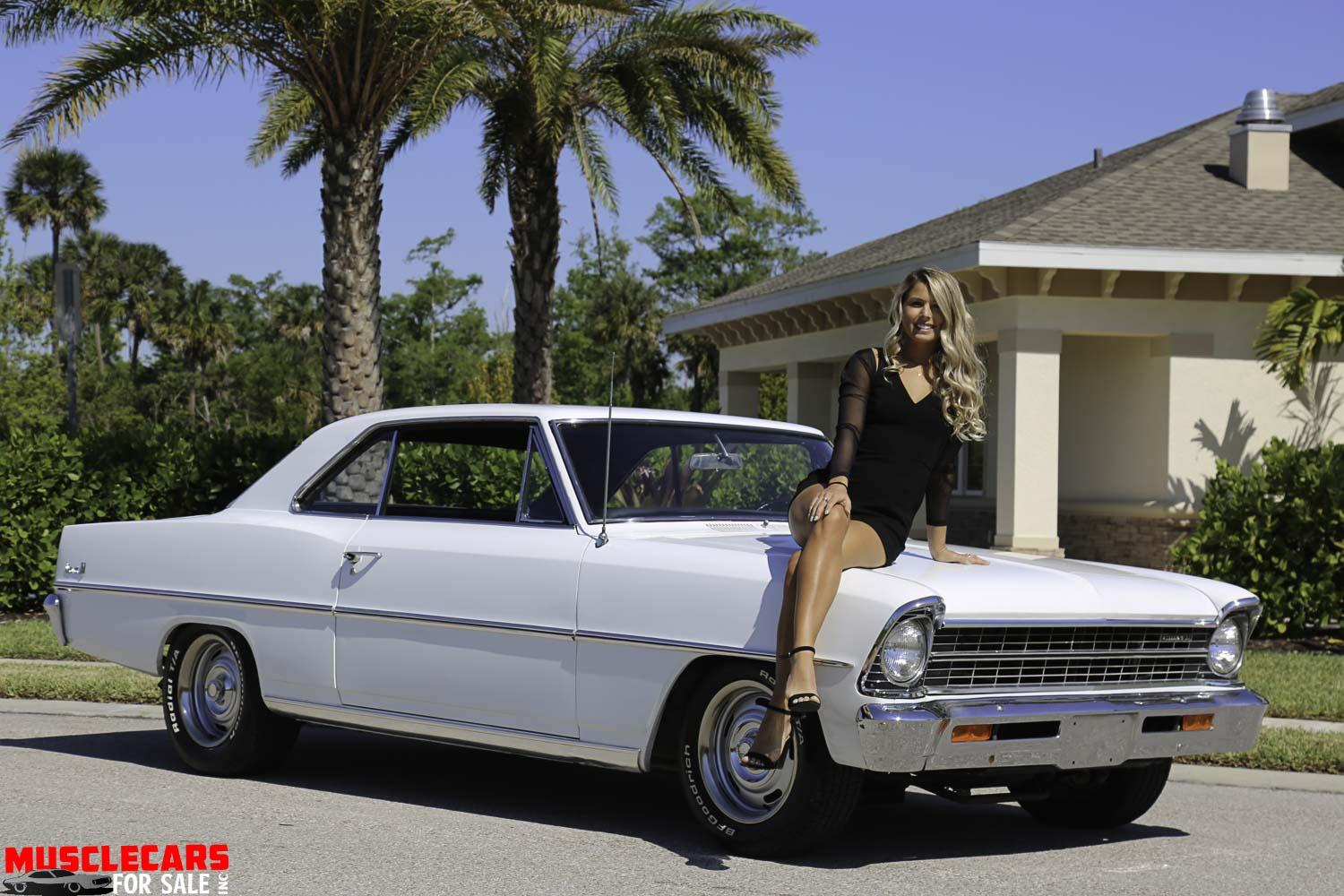 Used 1967 Chevrolet Nova for sale Sold at Muscle Cars for Sale Inc. in Fort Myers FL 33912 1