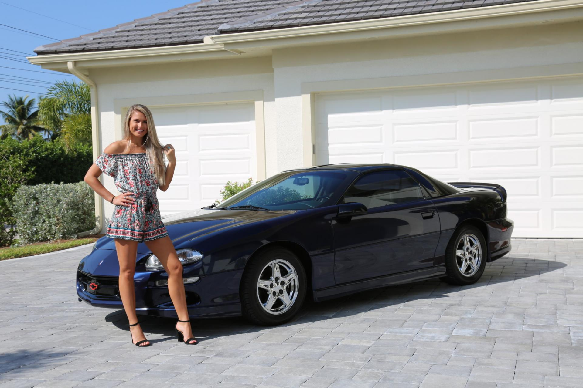 Used 1999 Chevrolet Camaro Z28 for sale $16,500 at Muscle Cars for Sale Inc. in Fort Myers FL 33912 2