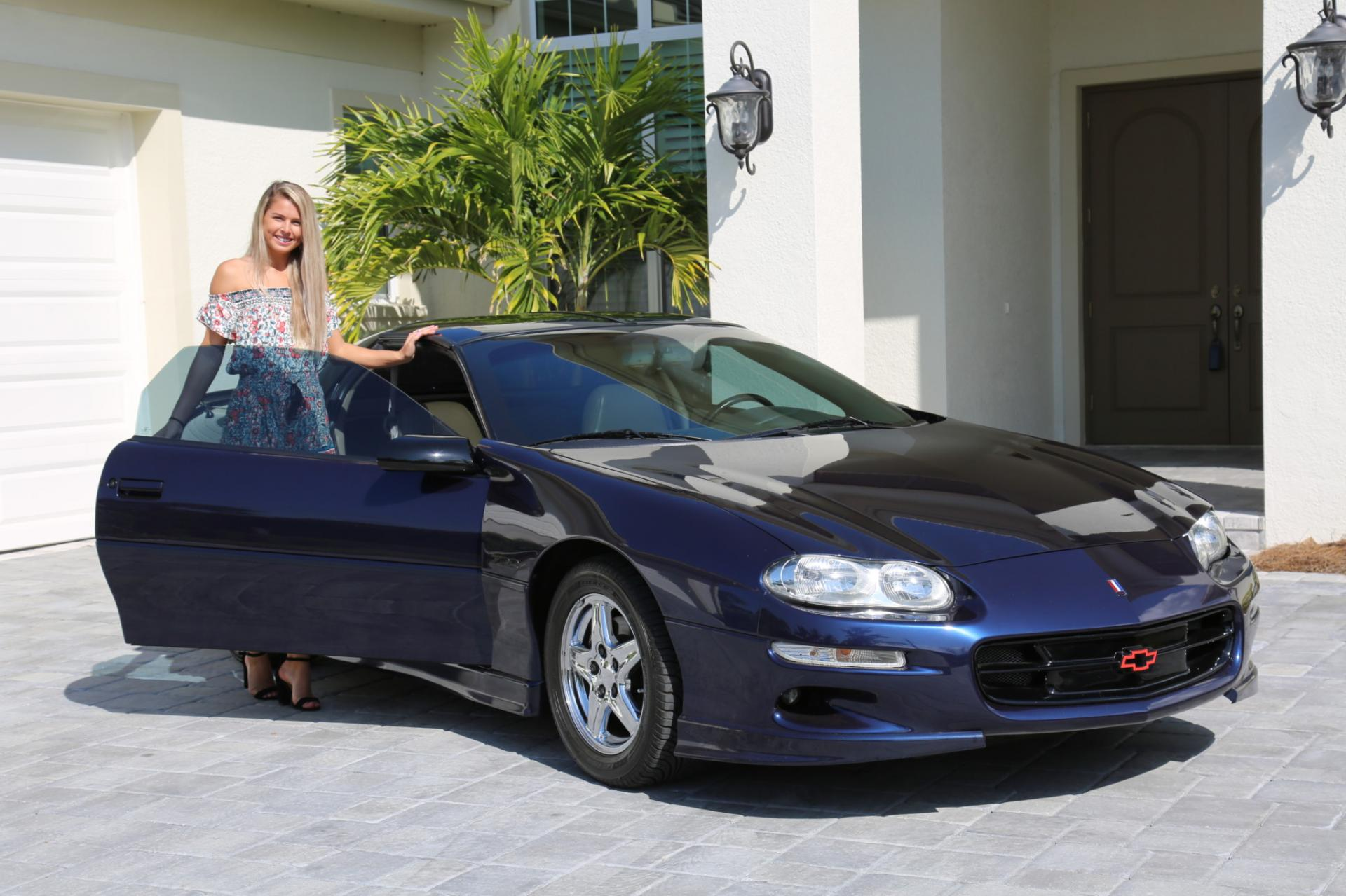 Used 1999 Chevrolet Camaro Z28 for sale $16,500 at Muscle Cars for Sale Inc. in Fort Myers FL 33912 4