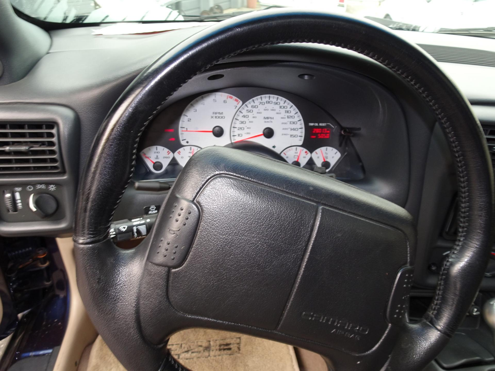 Used 1999 Chevrolet Camaro Z28 for sale $16,500 at Muscle Cars for Sale Inc. in Fort Myers FL 33912 6