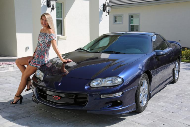 Used 1999 Chevrolet Camaro Z28 for sale $16,500 at Muscle Cars for Sale Inc. in Fort Myers FL