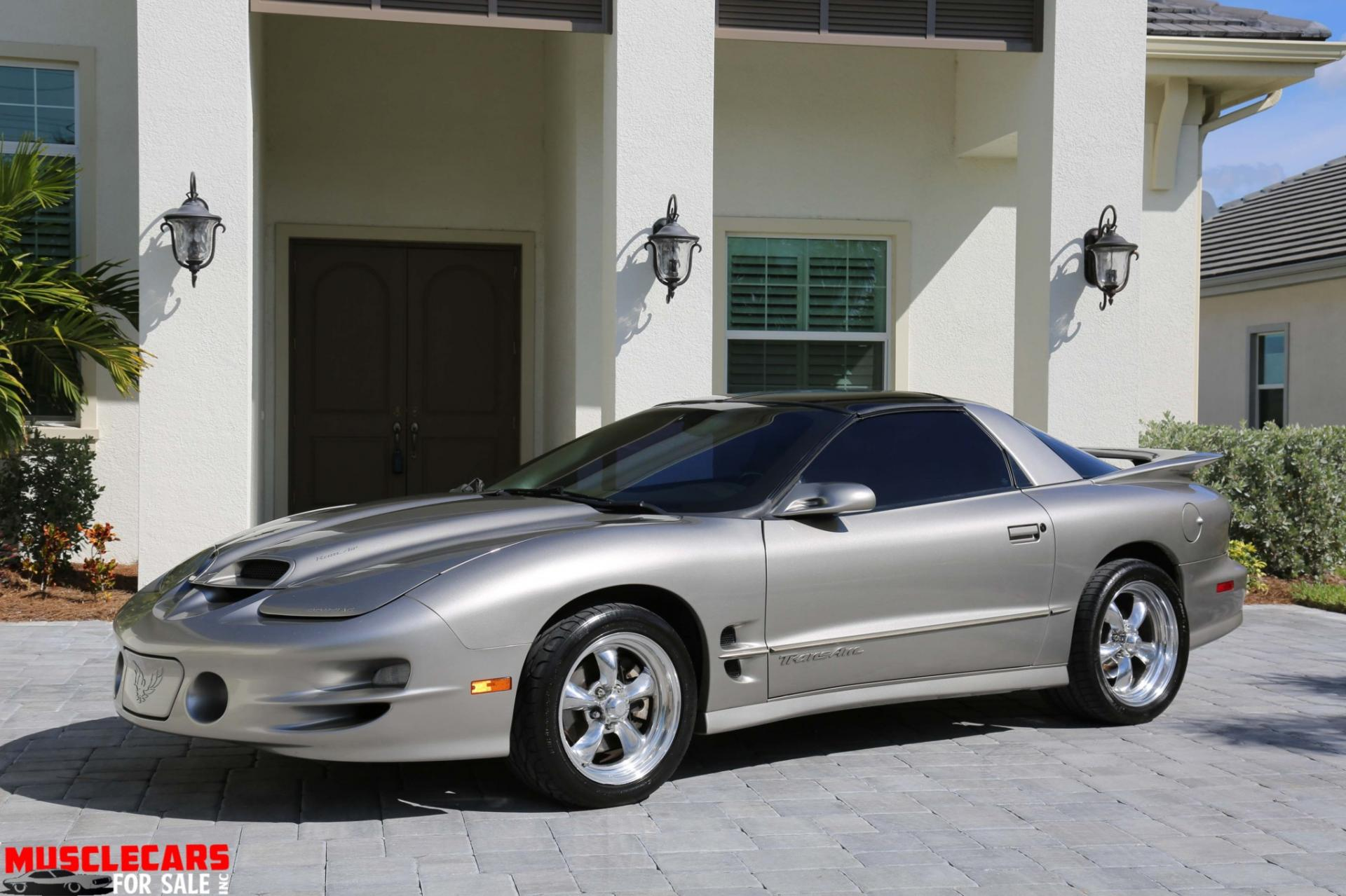 Used 2000 Pontiac Trans Am for sale Sold at Muscle Cars for Sale Inc. in Fort Myers FL 33912 4