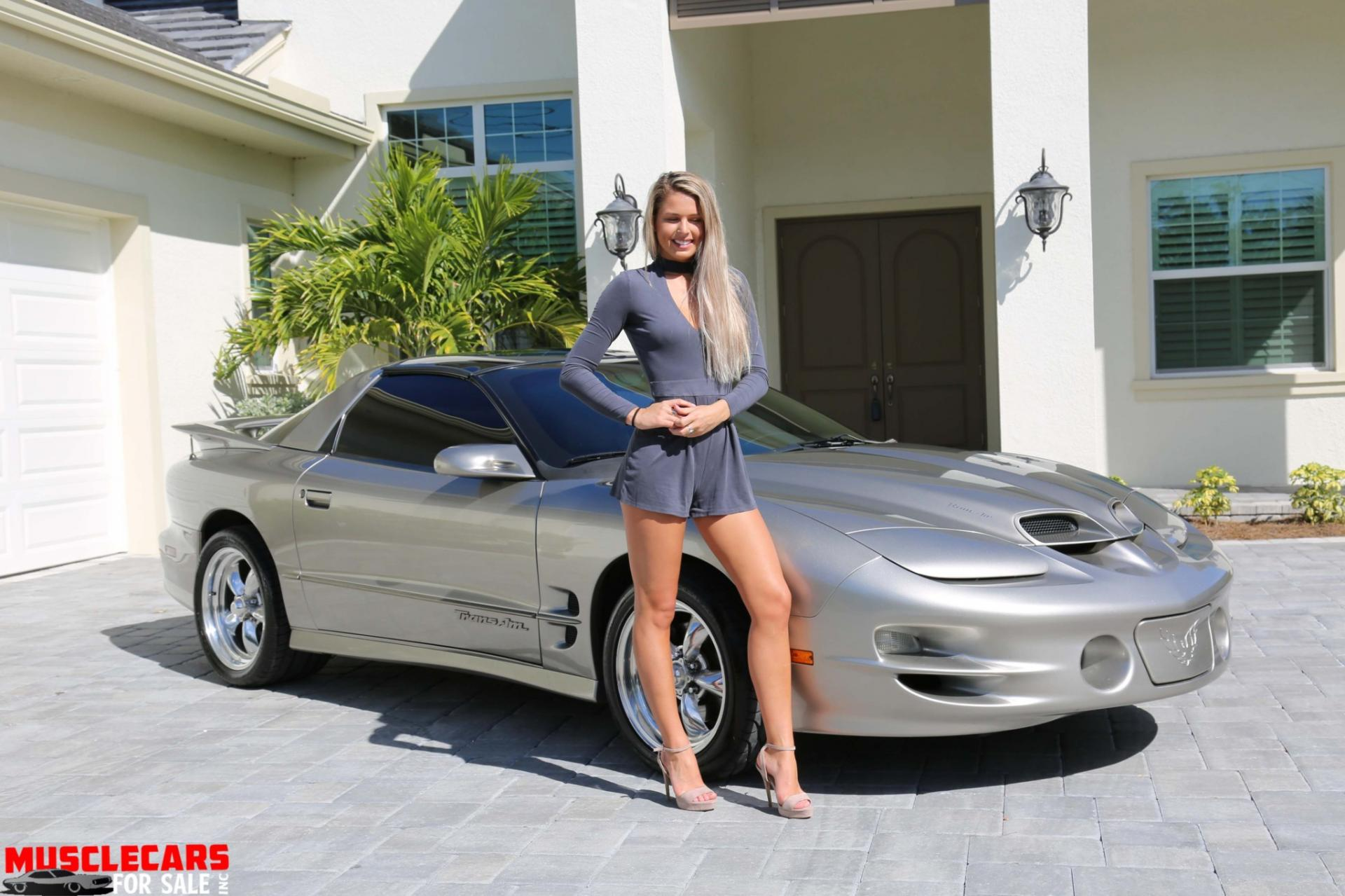 Used 2000 Pontiac Trans Am for sale Sold at Muscle Cars for Sale Inc. in Fort Myers FL 33912 1