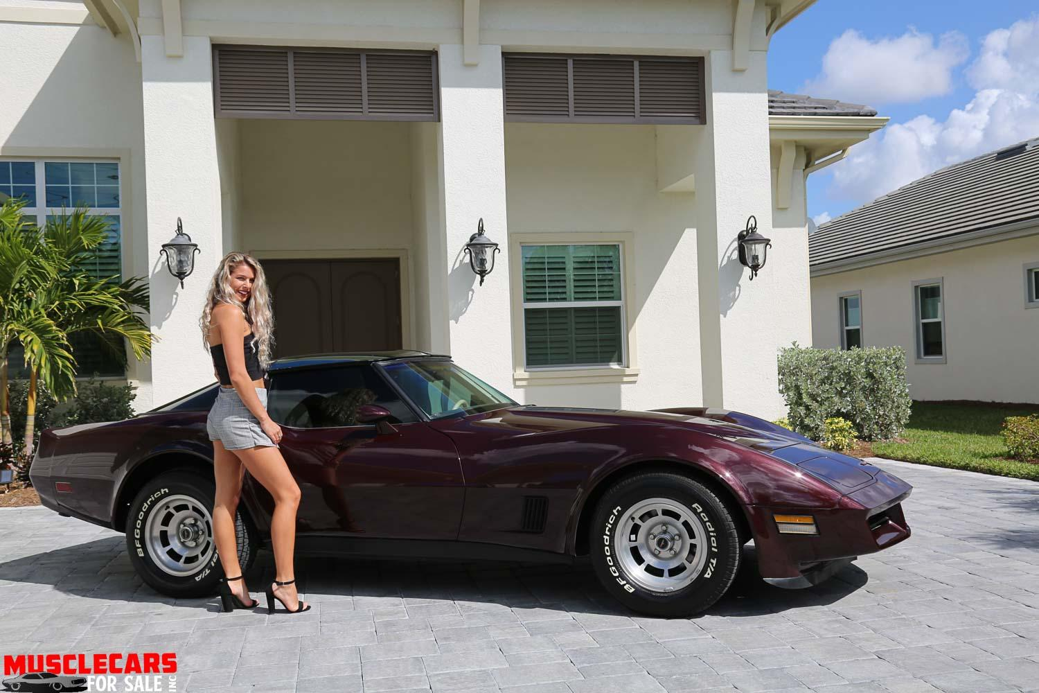 Used 1980 Chevrolet Corvette for sale $19,900 at Muscle Cars for Sale Inc. in Fort Myers FL 33912 2
