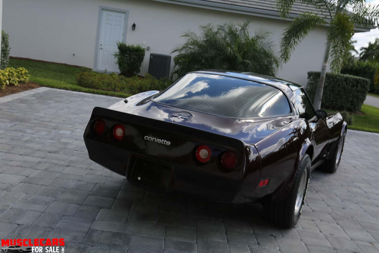 Used 1980 Chevrolet Corvette for sale $19,900 at Muscle Cars for Sale Inc. in Fort Myers FL 33912 5