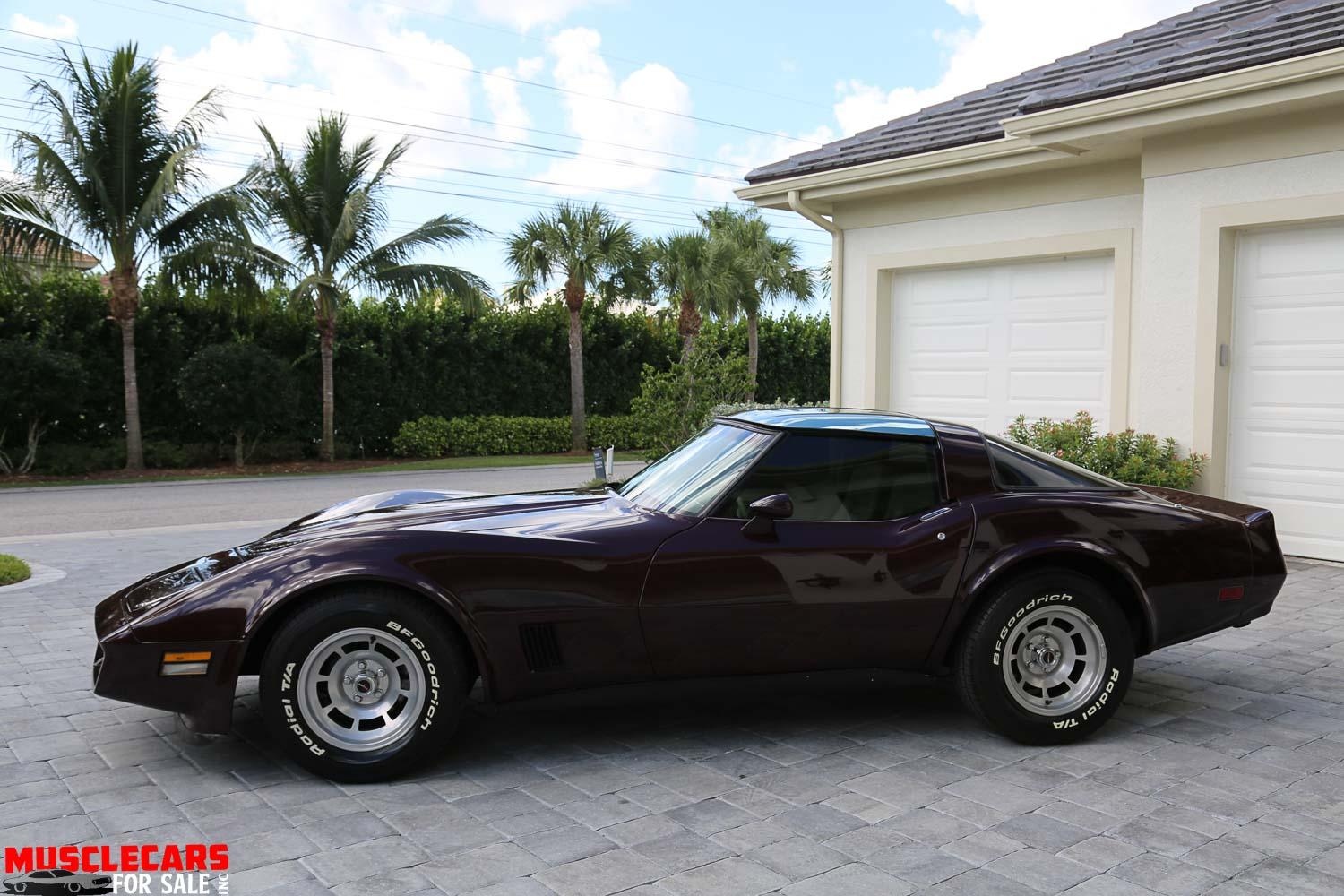Used 1980 Chevrolet Corvette for sale $19,900 at Muscle Cars for Sale Inc. in Fort Myers FL 33912 6