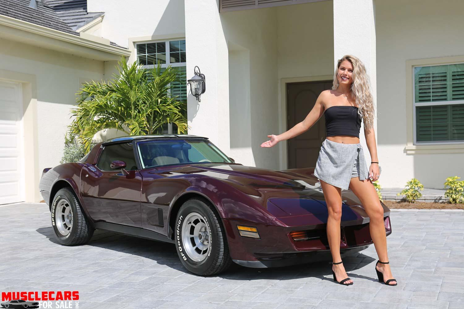 Used 1980 Chevrolet Corvette for sale $19,900 at Muscle Cars for Sale Inc. in Fort Myers FL 33912 1