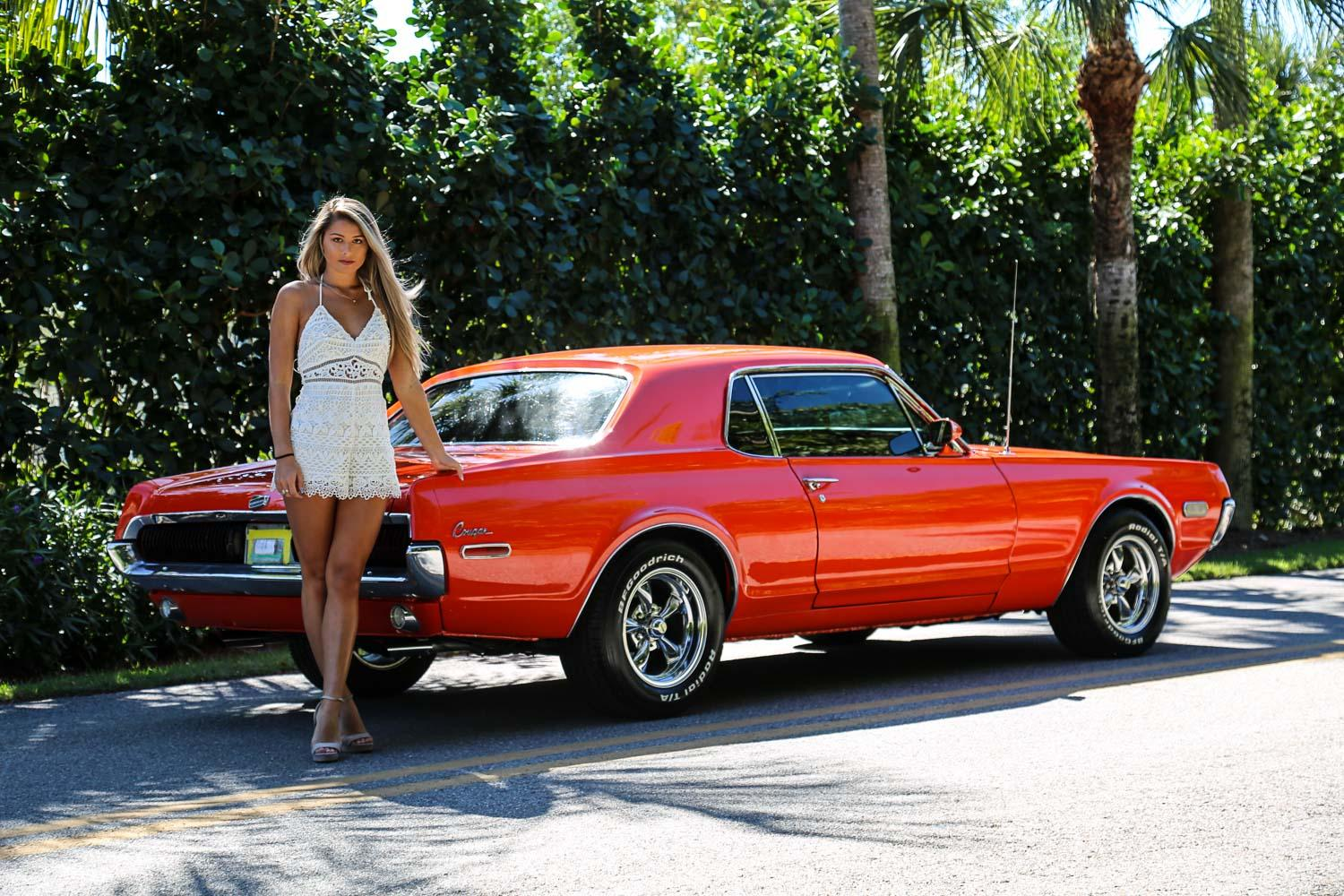 Used 1968 Mercury Cougar for sale Sold at Muscle Cars for Sale Inc. in Fort Myers FL 33912 5