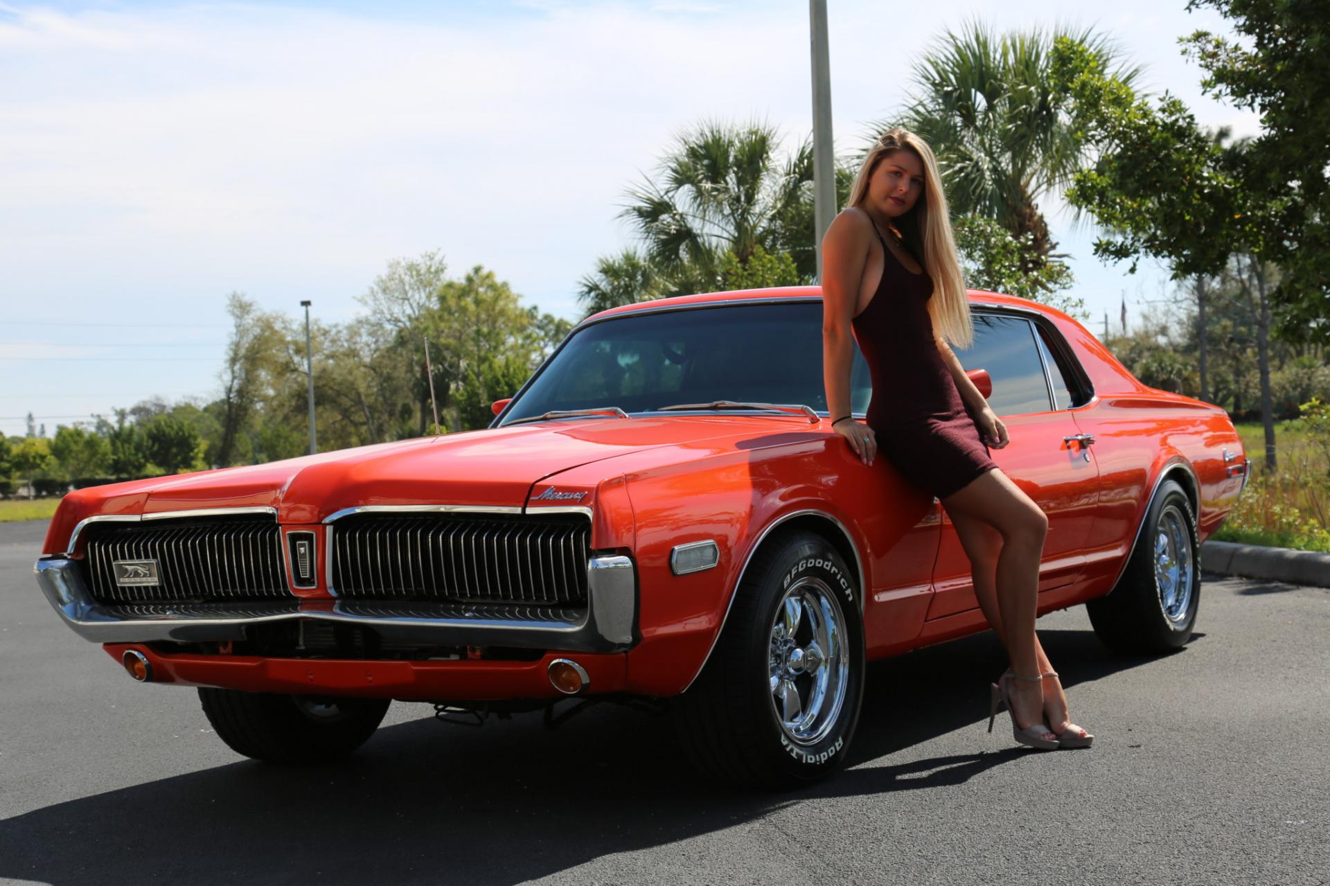 Used 1968 Mercury Cougar for sale Sold at Muscle Cars for Sale Inc. in Fort Myers FL 33912 1