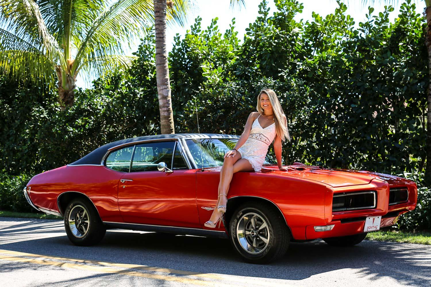 Used 1968 Pontiac GTO for sale Sold at Muscle Cars for Sale Inc. in Fort Myers FL 33912 3