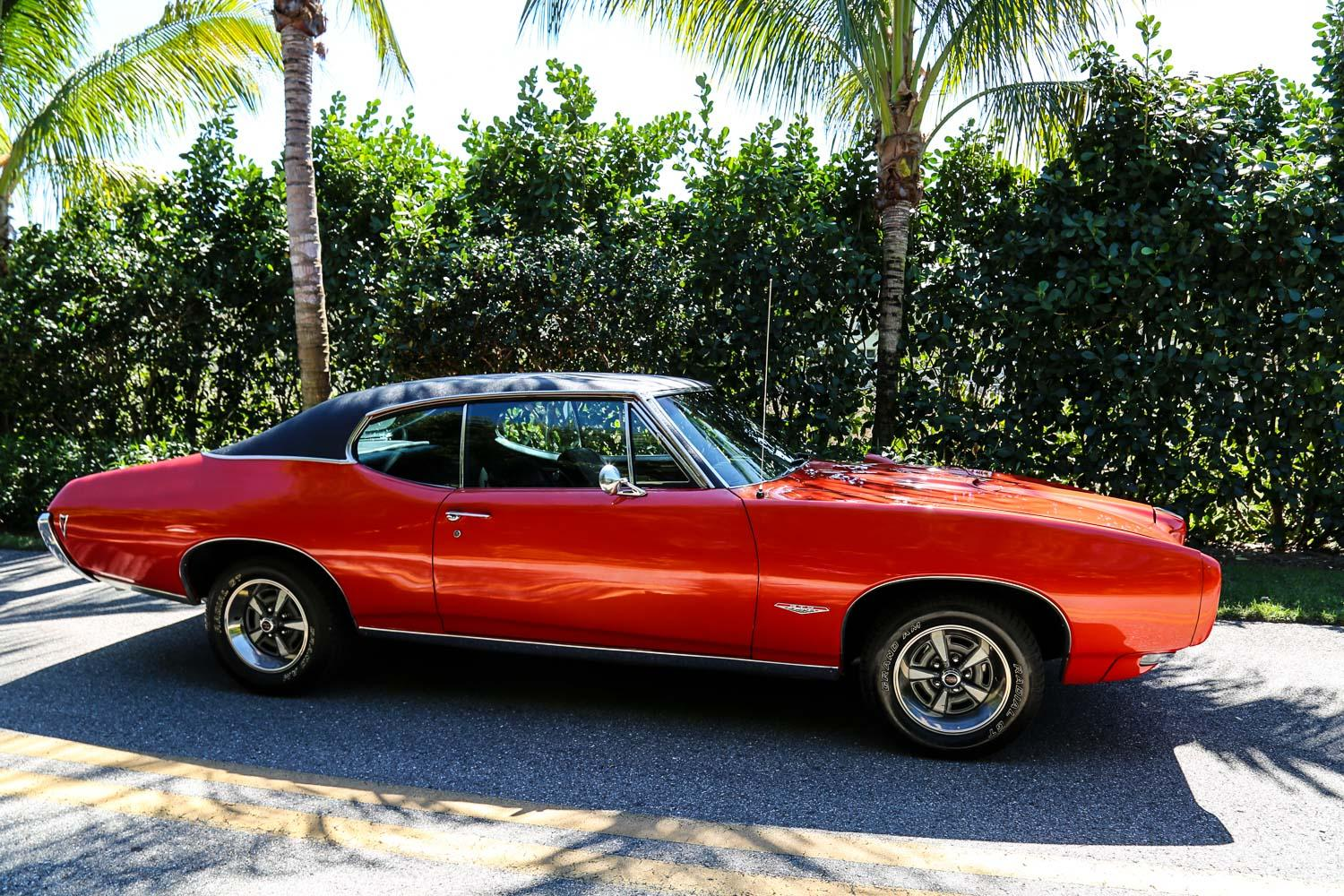 Used 1968 Pontiac GTO for sale Sold at Muscle Cars for Sale Inc. in Fort Myers FL 33912 7