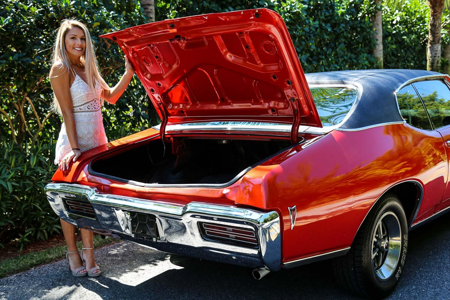 Used 1968 Pontiac GTO for sale Sold at Muscle Cars for Sale Inc. in Fort Myers FL 33912 8