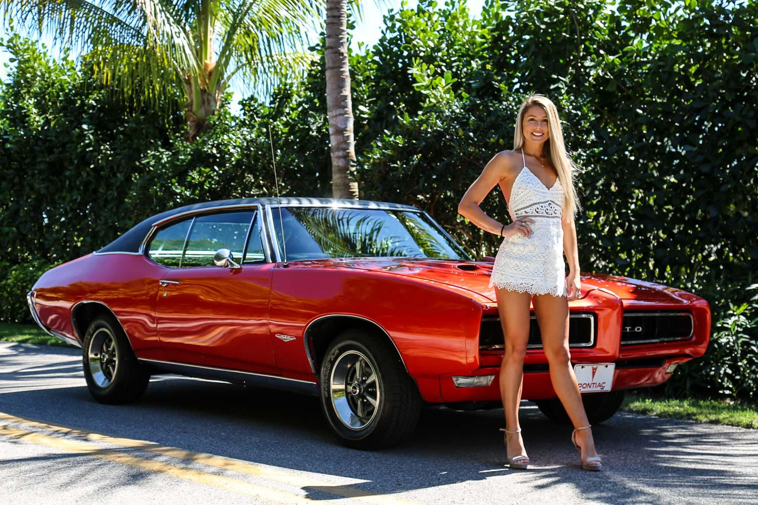 Used 1968 Pontiac GTO for sale Sold at Muscle Cars for Sale Inc. in Fort Myers FL 33912 1