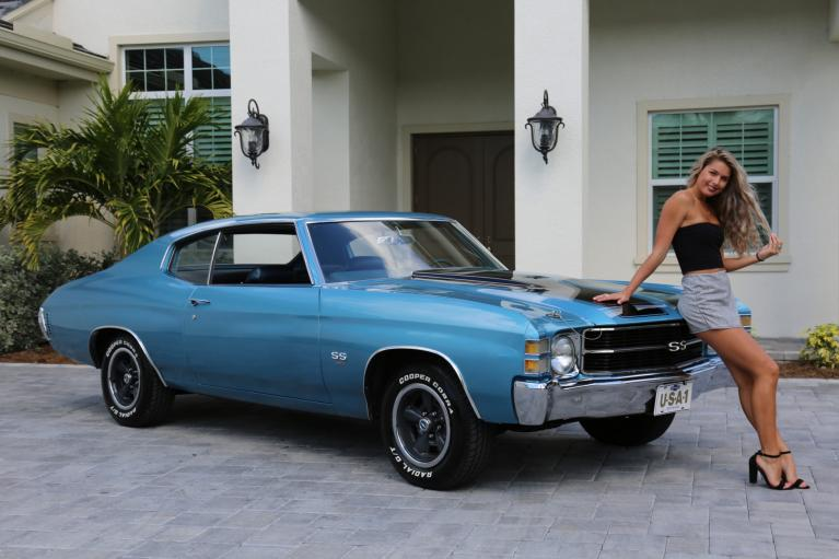 Used 1971 Chevrolet Chevelle for sale $31,500 at Muscle Cars for Sale Inc. in Fort Myers FL