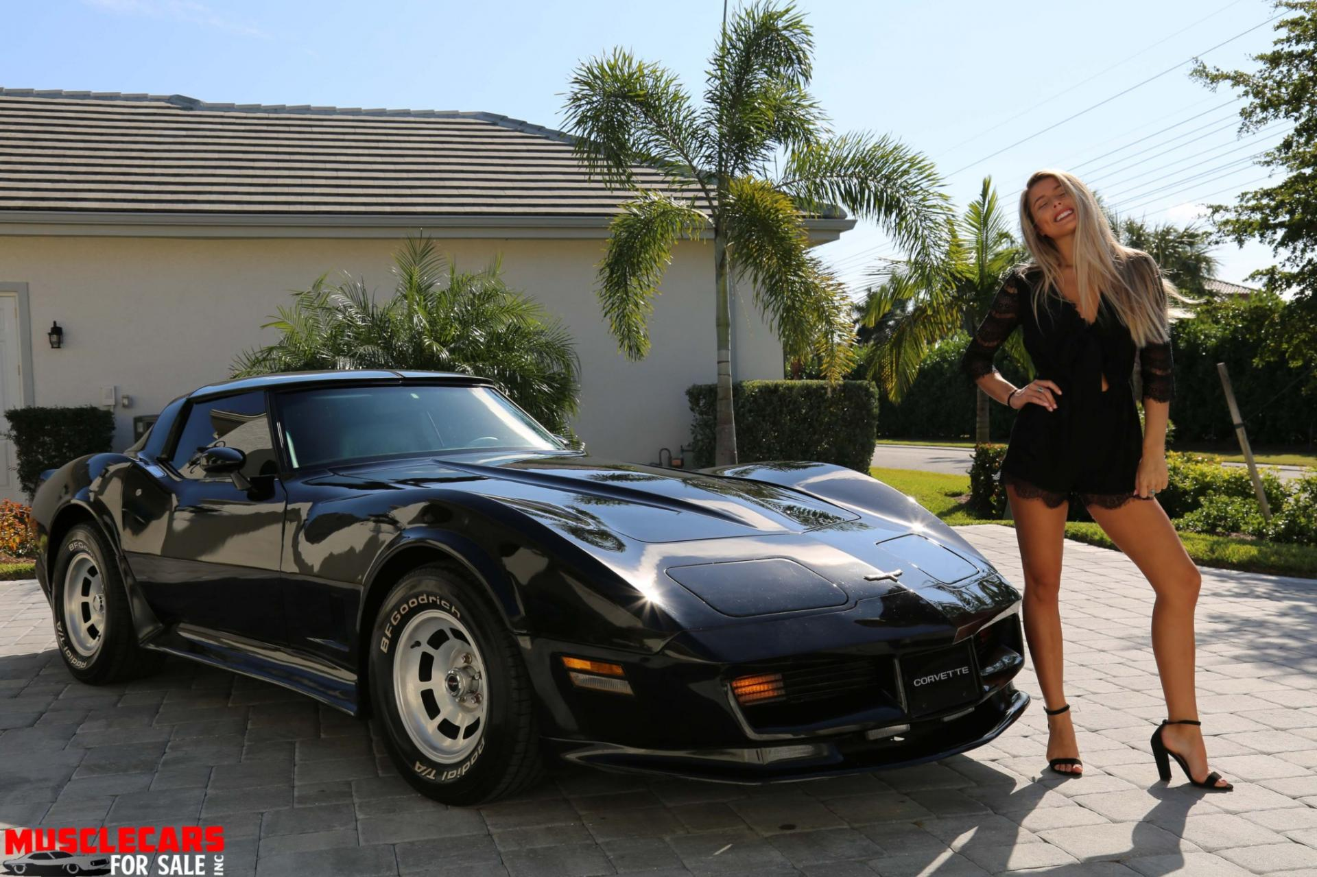 Used 1980 Chevrolet Corvette for sale Sold at Muscle Cars for Sale Inc. in Fort Myers FL 33912 1
