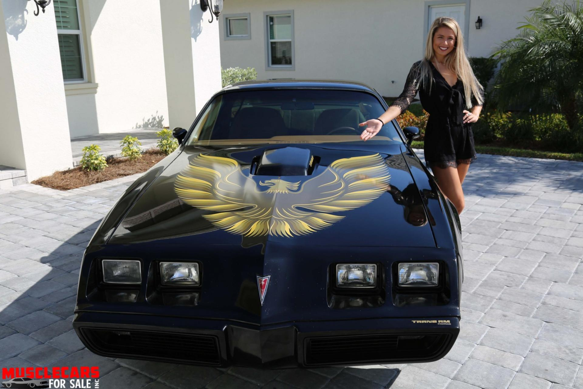 Used 1979 Pontiac  Trans Am for sale Sold at Muscle Cars for Sale Inc. in Fort Myers FL 33912 3