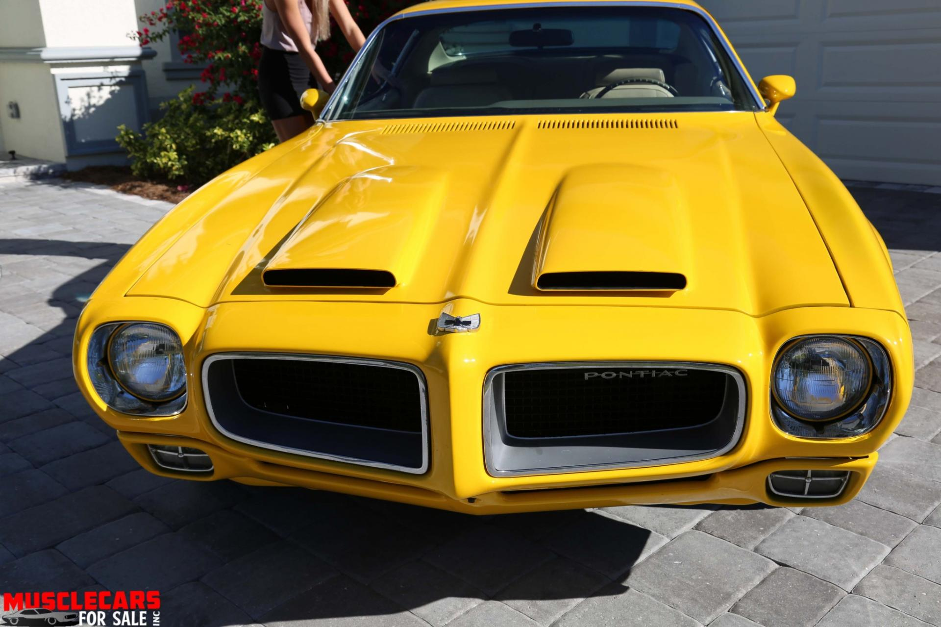 Used 1970 Pontiac  Formula Firebird for sale Sold at Muscle Cars for Sale Inc. in Fort Myers FL 33912 4