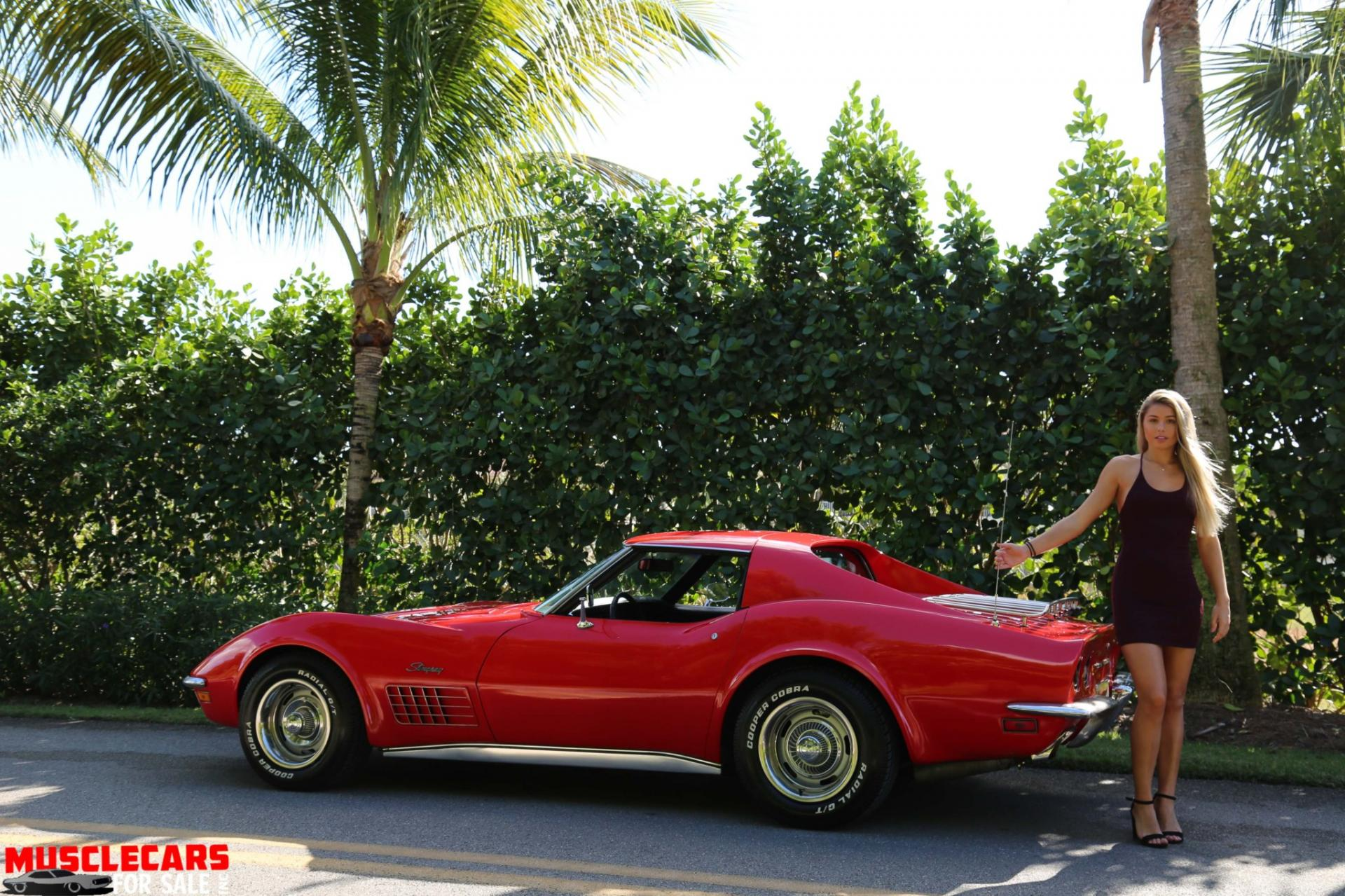 Used 1972 Chevrolet Corvette Stingray for sale Sold at Muscle Cars for Sale Inc. in Fort Myers FL 33912 3