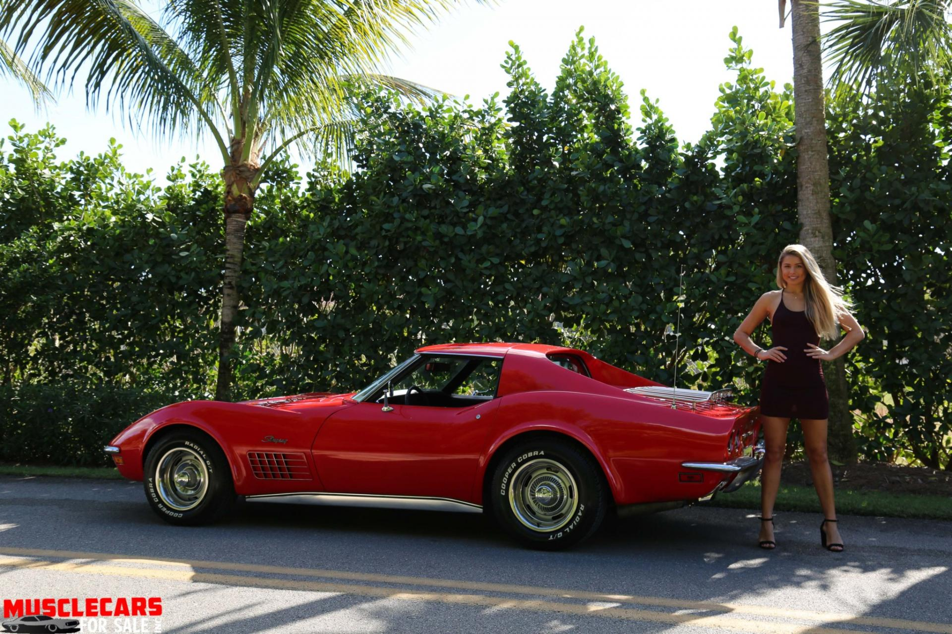 Used 1972 Chevrolet Corvette Stingray for sale Sold at Muscle Cars for Sale Inc. in Fort Myers FL 33912 4