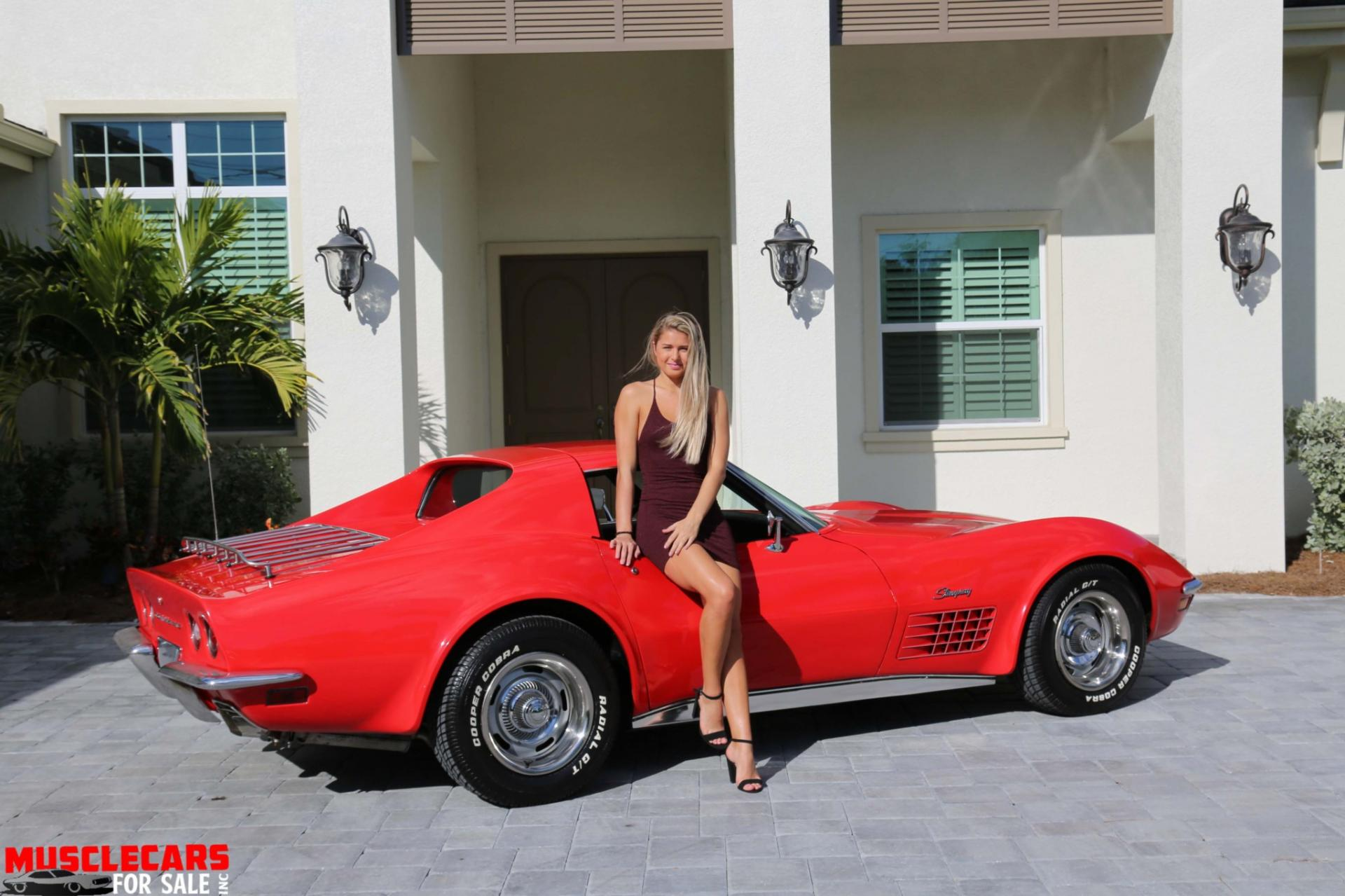 Used 1972 Chevrolet Corvette Stingray for sale Sold at Muscle Cars for Sale Inc. in Fort Myers FL 33912 1