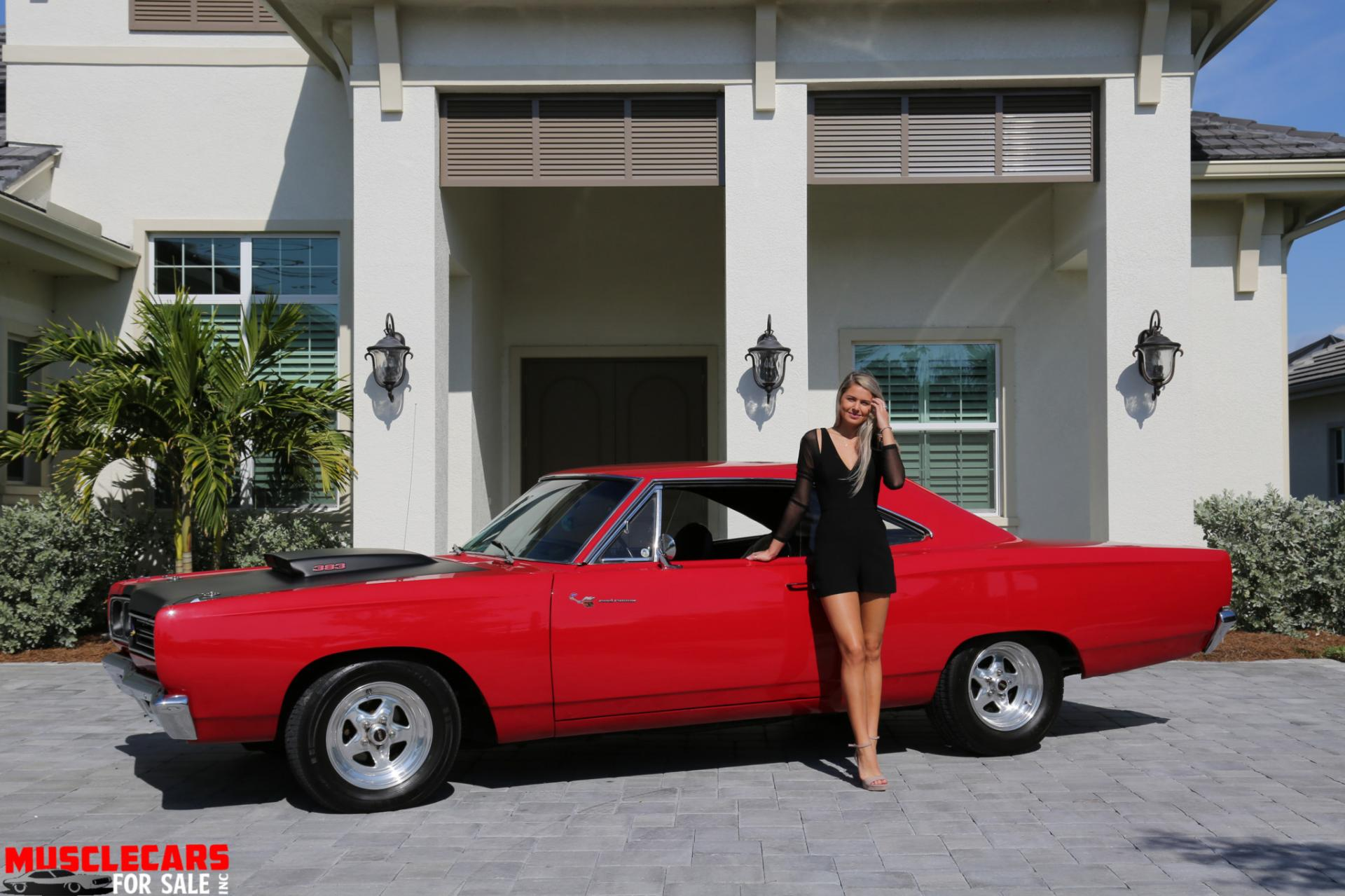 Used 1969 Plymouth  Road Runner for sale Sold at Muscle Cars for Sale Inc. in Fort Myers FL 33912 3