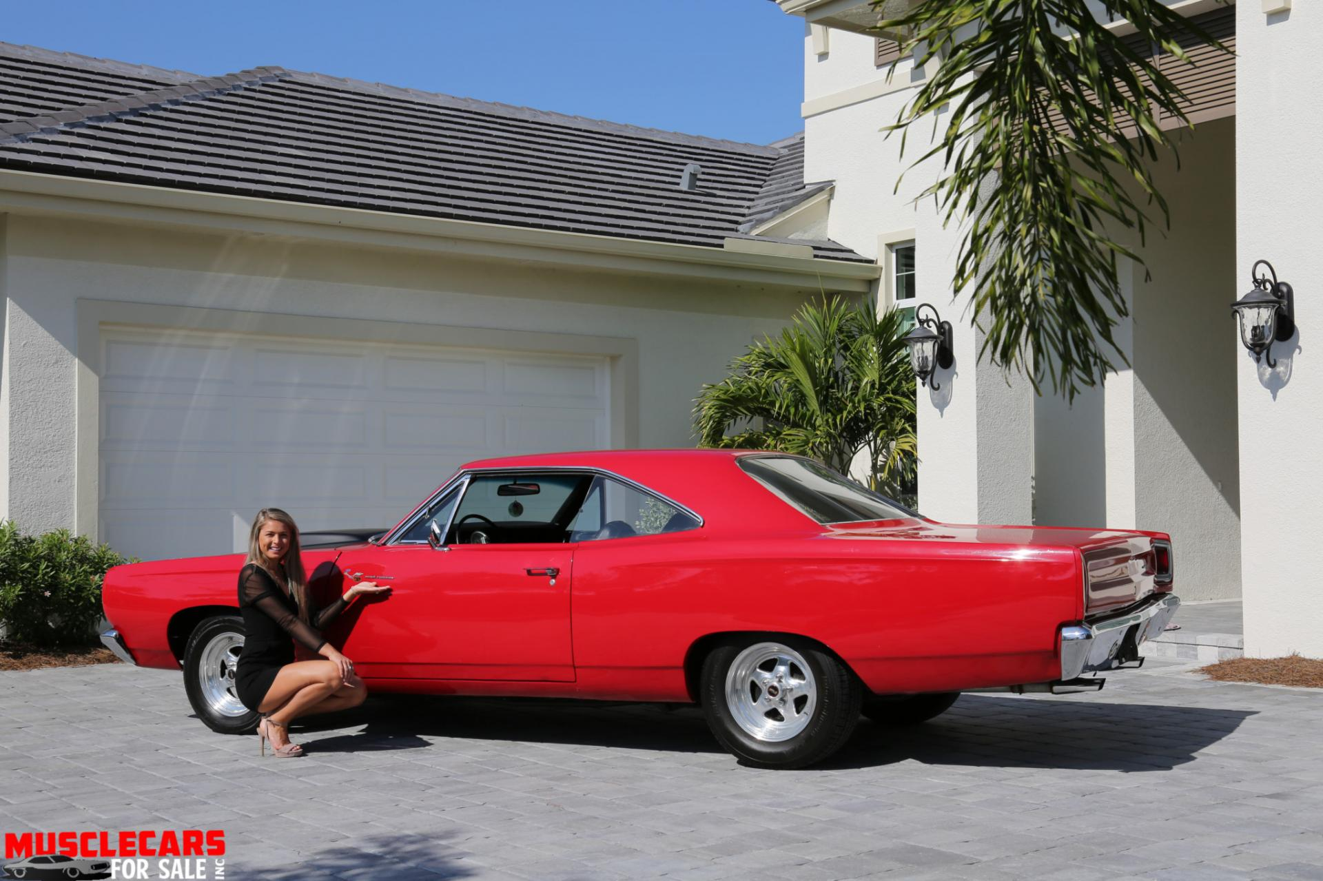 Used 1969 Plymouth  Road Runner for sale Sold at Muscle Cars for Sale Inc. in Fort Myers FL 33912 5