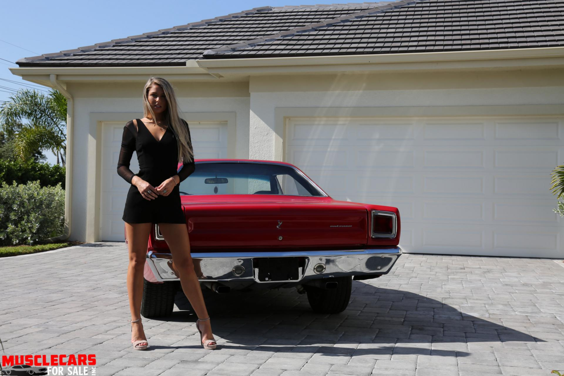 Used 1969 Plymouth  Road Runner for sale Sold at Muscle Cars for Sale Inc. in Fort Myers FL 33912 7