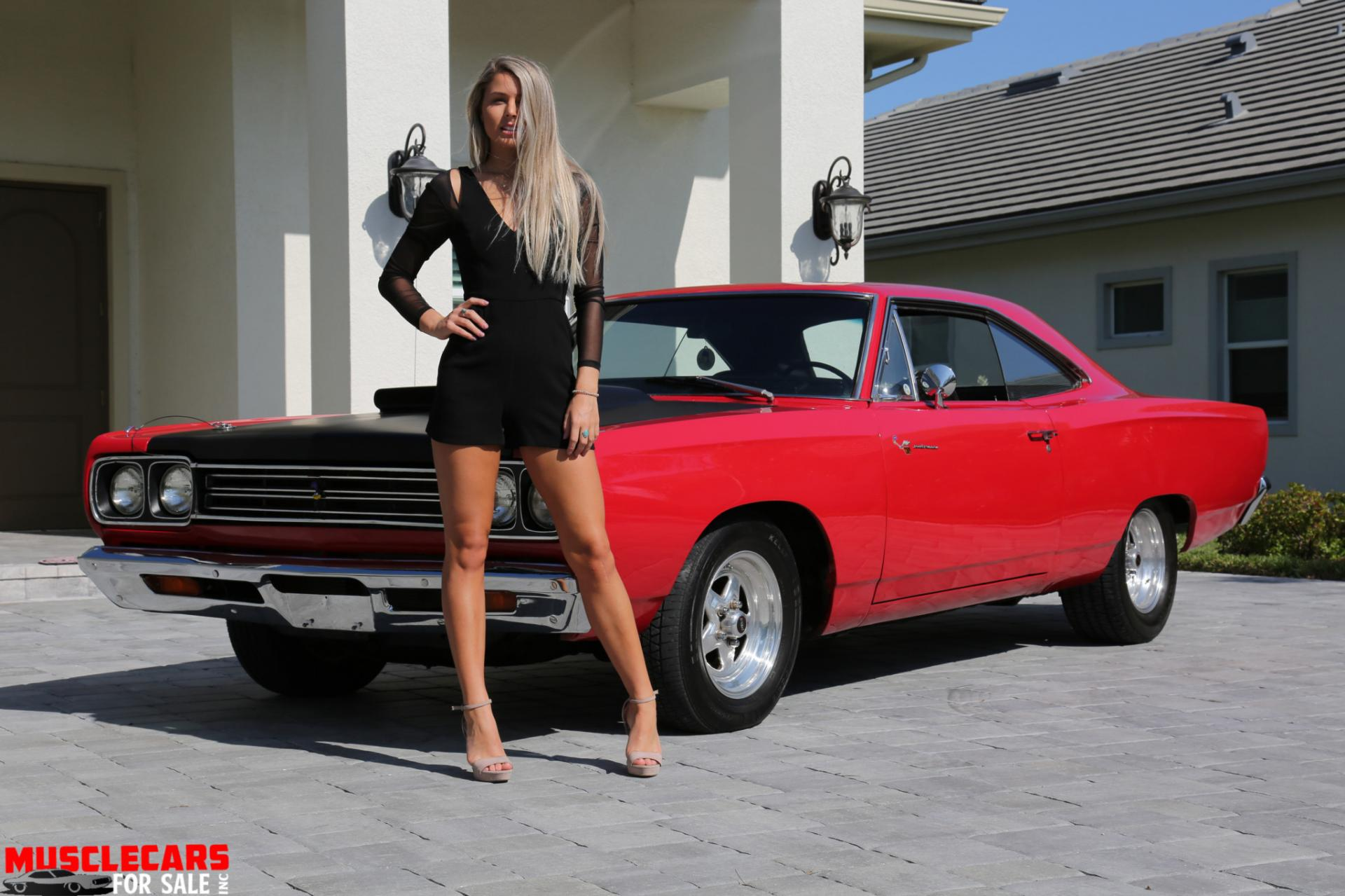 Used 1969 Plymouth  Road Runner for sale Sold at Muscle Cars for Sale Inc. in Fort Myers FL 33912 1