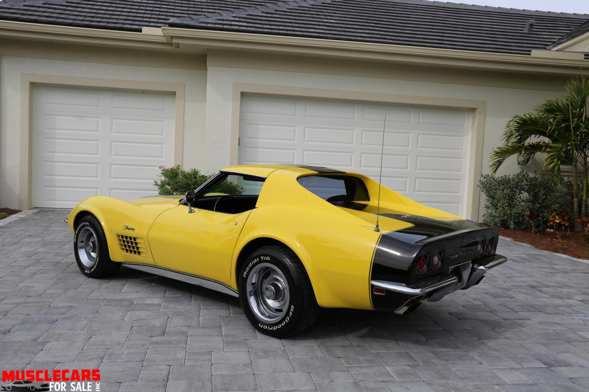 Used 1971 Chevrolet Corvette Stingray for sale Sold at Muscle Cars for Sale Inc. in Fort Myers FL 33912 2