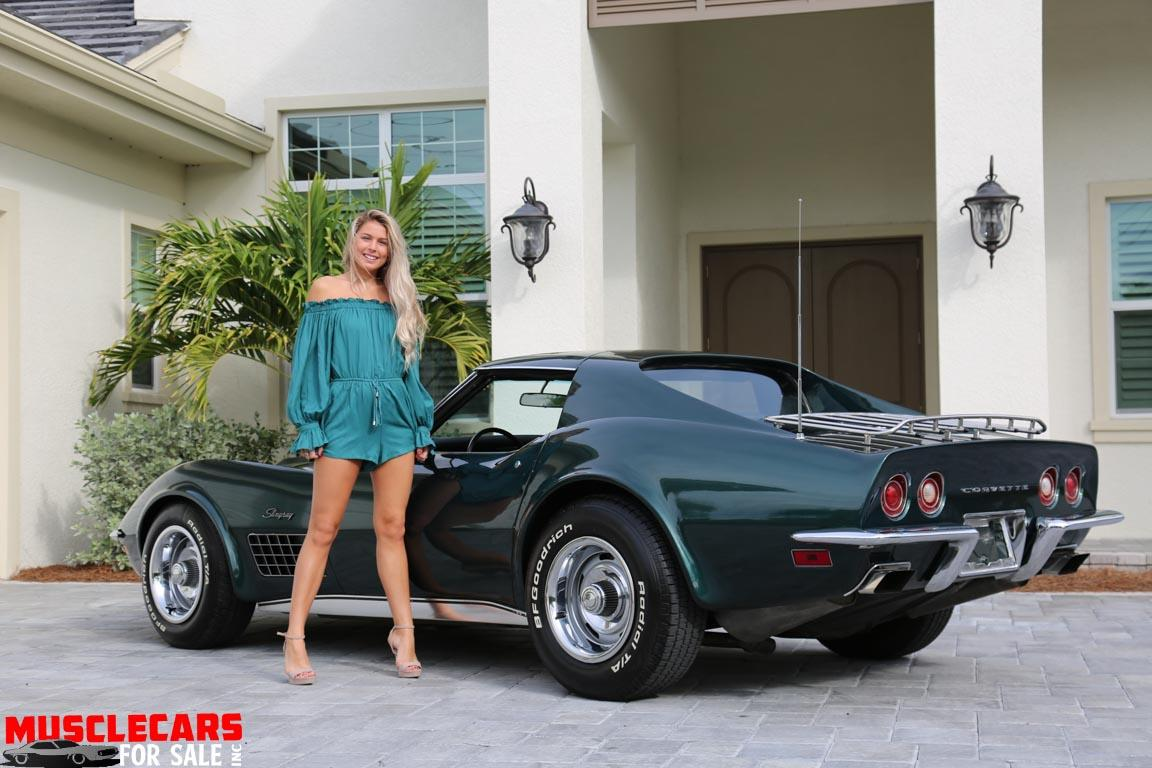 Used 1971 Chevrolet Corvette for sale Sold at Muscle Cars for Sale Inc. in Fort Myers FL 33912 8